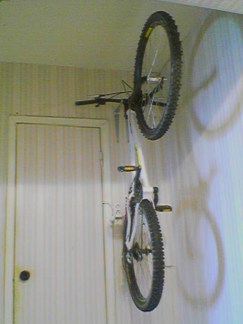 крепление для велосипеда на стену своими руками - Поиск в Google