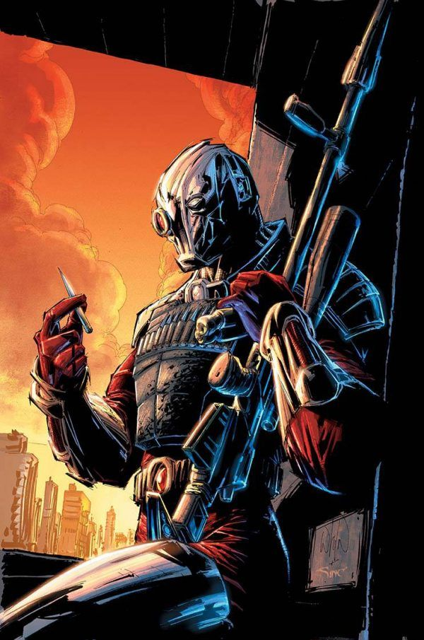 Deadshot by Whilce Portacio