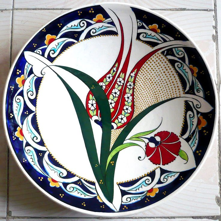 Tile & Ceramics: Çini ve Seramik (Tile & Ceramic)