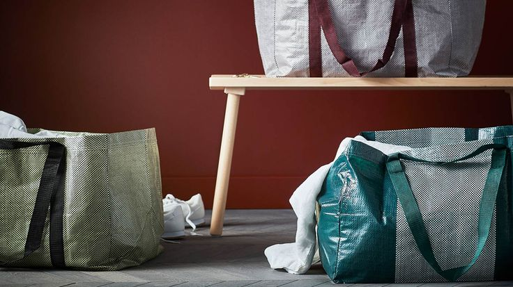 HAY gives Ikea's iconic blue bag a makeover