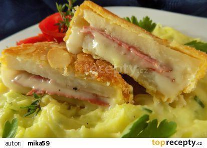 Celerové řízky s Hermelínem recept - TopRecepty.cz