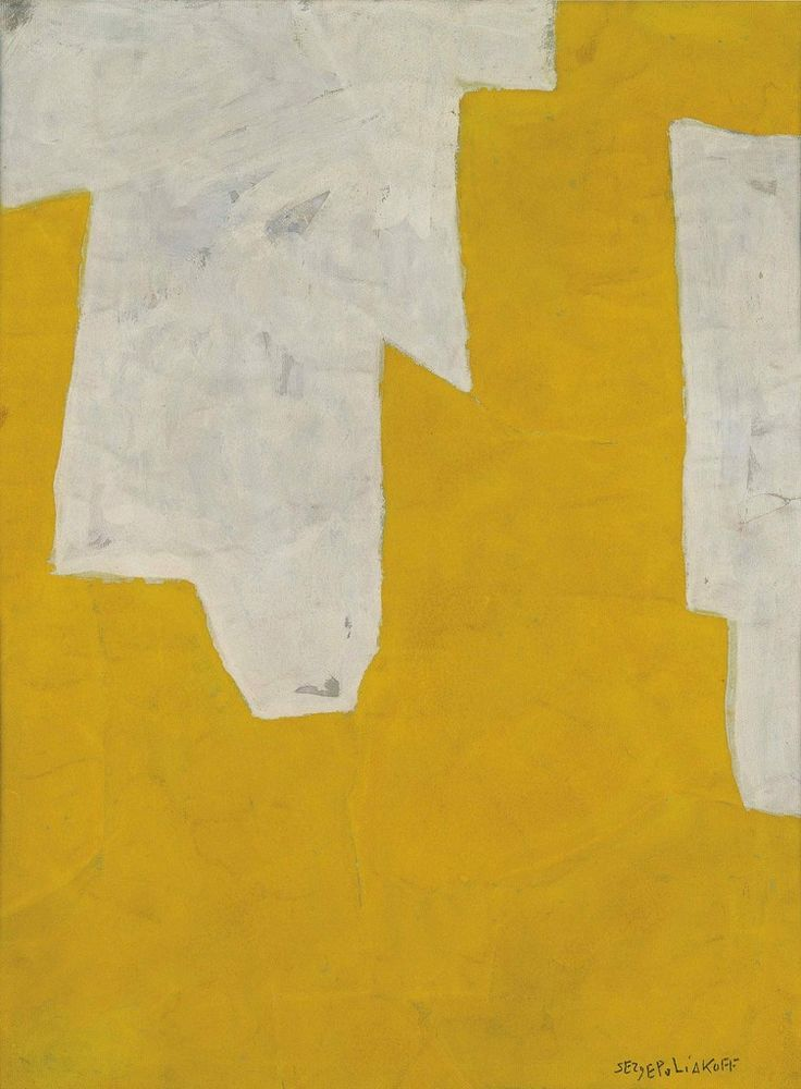 Serge Poliakoff, COMPOSITION ABSTRAITE , 1961, Cheim & Read