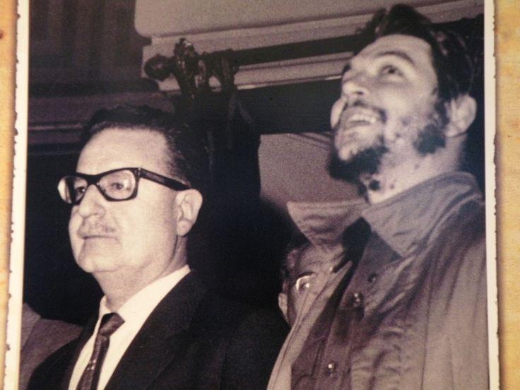 Che w. Salvador Allende