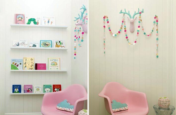 Прекрасные детские спальни от австралийского дизайнера