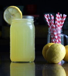 Hangover Cure: Power Lemon-Aid