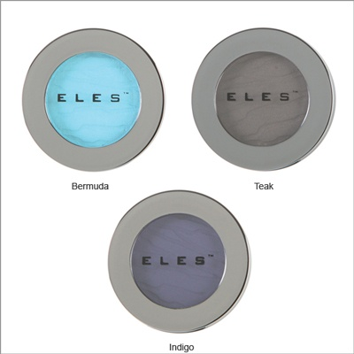 ELES Cosmetics Mineral Matte Shadow Single Compact - Rhapsody in Blue Collection NEW!