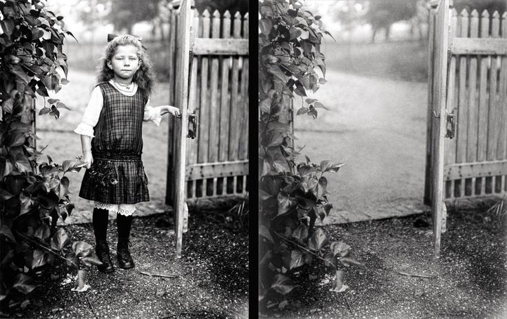 Figlia di contadino 1919 / 2007. Foto di August Sander / Michael Somoroff