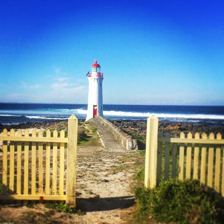 #portfairy #griffithsisland #australia #victoria #lighthouse #travel #backpacker @justinmarx89 by jadehood