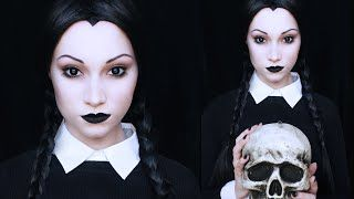 How To Bring Out Your Inner Wednesday Addams