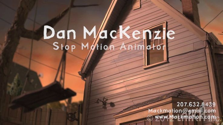 A stop motion reel of the best animation I have produced thus far!  Featuring work from personal films, Robot Chicken, and ParaNorman (along with a few bonuses).…
