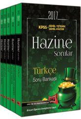 2017 KPSS Genel Yetenek Genel Kültür Hazine Modüler Soru Bankası Seti Yargı Yayınları
