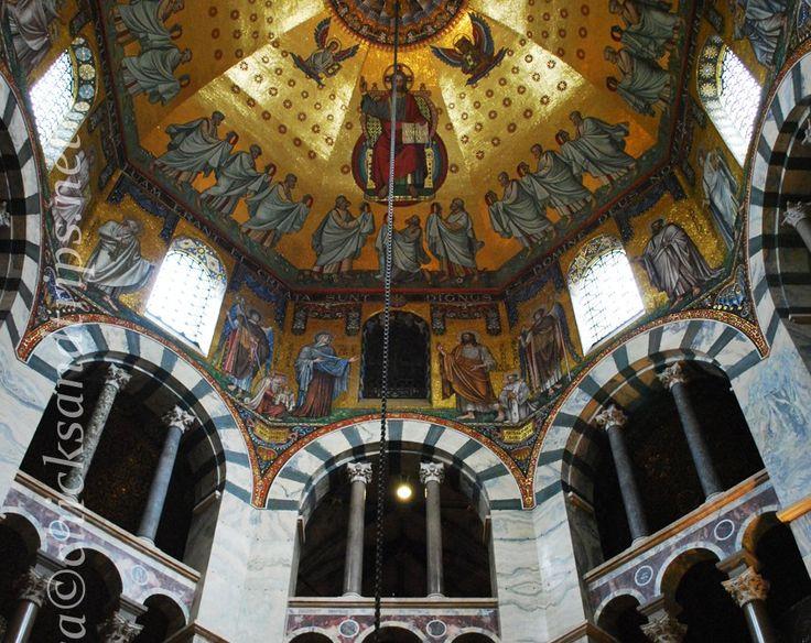 La Cattedrale di Aquisgrana