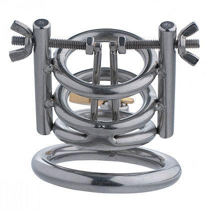 Deluxe Harnröhren spreizer CBT Keuschheitskäfig