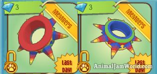 4 New Spike Collar & Wristband Sets for 2017   #AnimalJam #Codes #Spike #Spiked #Spikes http://www.animaljamworld.com/new-spike-collar-wristband-sets-2017/