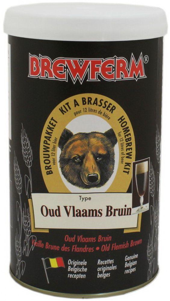 Brewferm Old Flemish 12 L  O bere inchisa la culoare, foarte aromatica,cu note de lemn dulce si continut mediu de alcool.  Ingrediente: Extras de malt cu hamei Drojdie speciala Brewferm Fara aditivi si conservanti