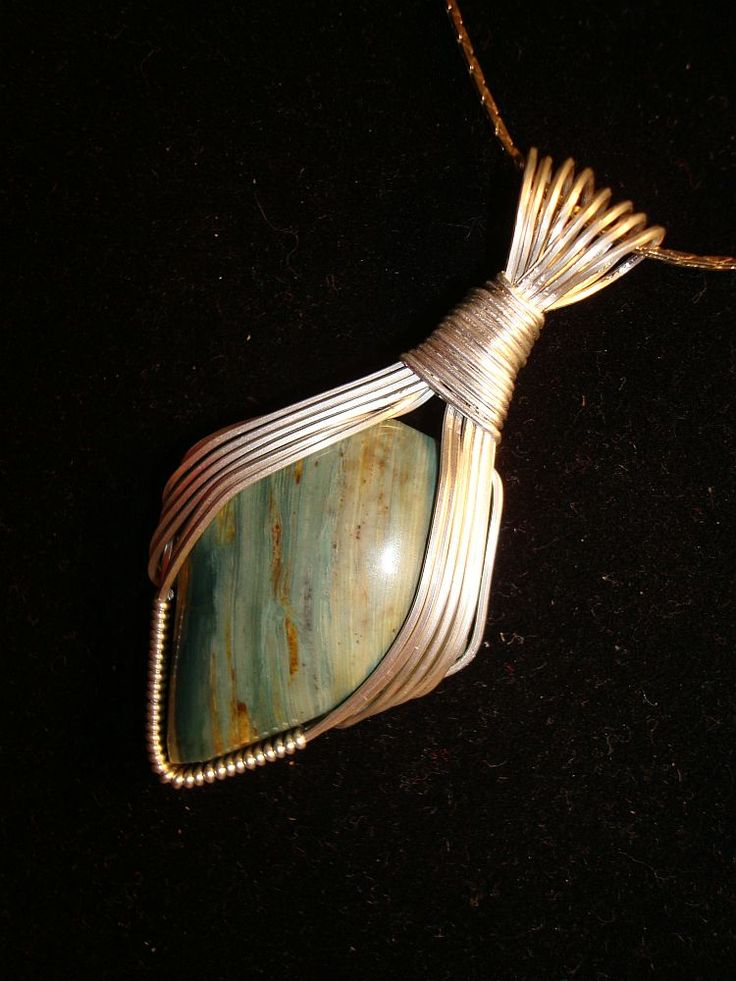 De 20 Bedste Id 233 Er Inden For Wire Wrapping Tutorial P 229