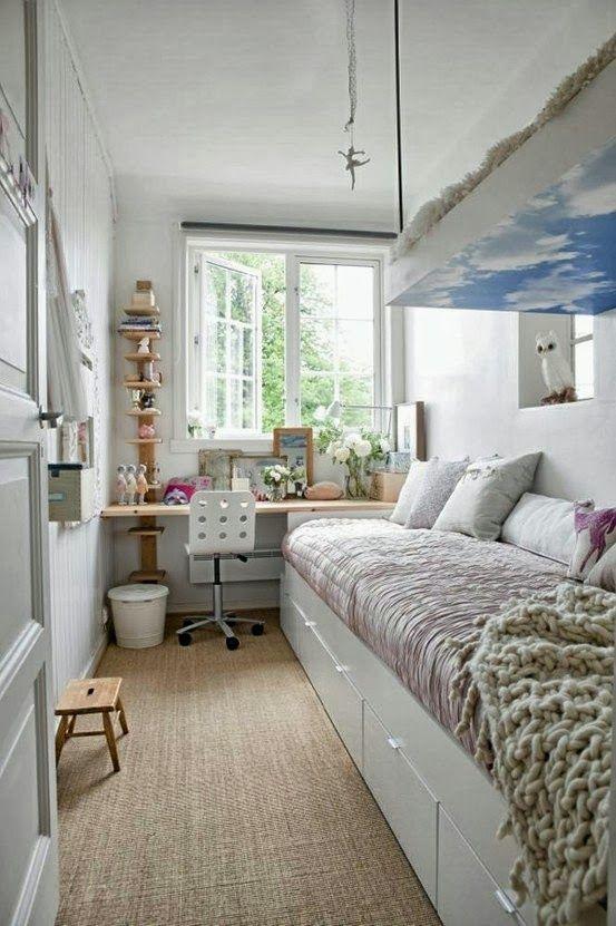 Y. A. Q. - Blog de moda, inspiración y tendencias: [Ventana de inspiración] Ideas para decorar tu pieza