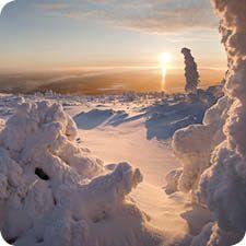 Pyhä, Lapland...