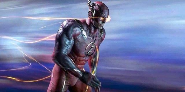 The Flash in Injustice 2 for PlayStation 4 and Xbox One