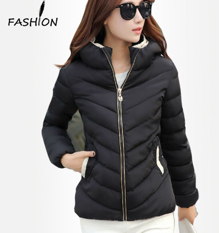 Find More Down & Parkas Information about 2016 New Wadded Jacket Female Women Winter Jacket Down Cotton Coat Slim Parkas Ladies Plus Size Womens Jackets And Coats,High Quality jacket men,China jacket with sherpa lining Suppliers, Cheap jackets for men polo from  Guang Zhou Fashion Queen shoes Trading Co., Ltd.  on Aliexpress.com