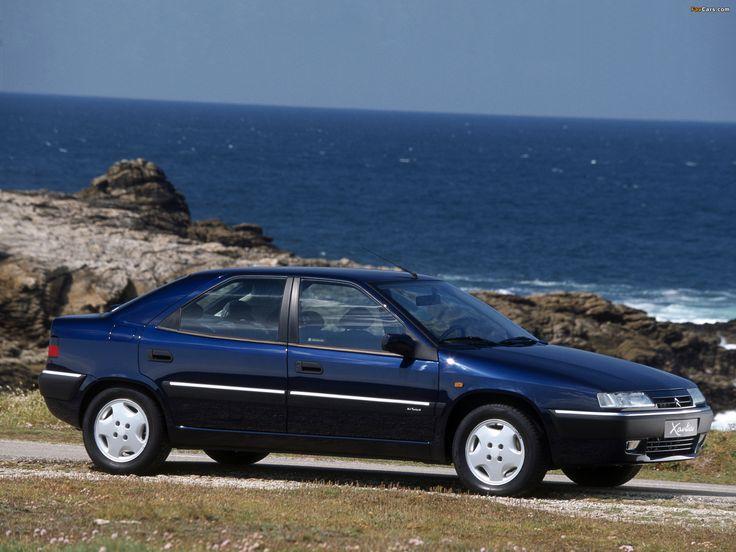 Citroën Xantia 1993–97 wallpapers (1920x1440)