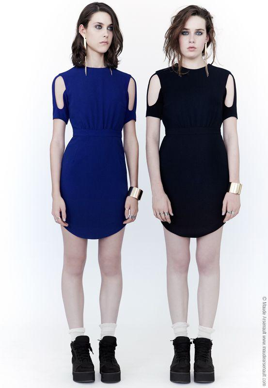La robe Sergio est dorénavant disponible sur notre boutique en ligne // Sergio dress is now available on our online store www.evegravel.com/boutique/ #ootd #fashion #dress #women #clothing
