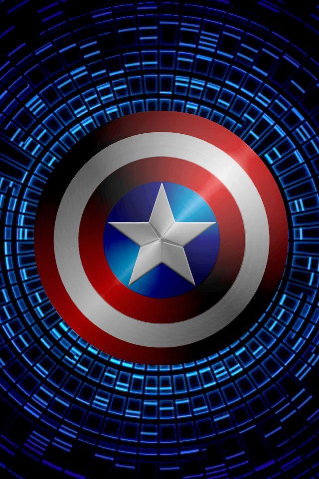 The 25 best logo capitan america ideas on pinterest capitan captain america logo voltagebd Gallery