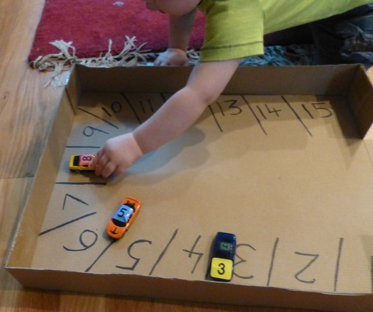 Car Parking Numbers Game - Craftulate