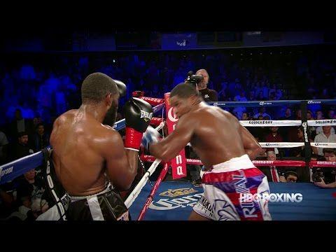 Hey Harold!: Ortiz vs. Scott (HBO Boxing)