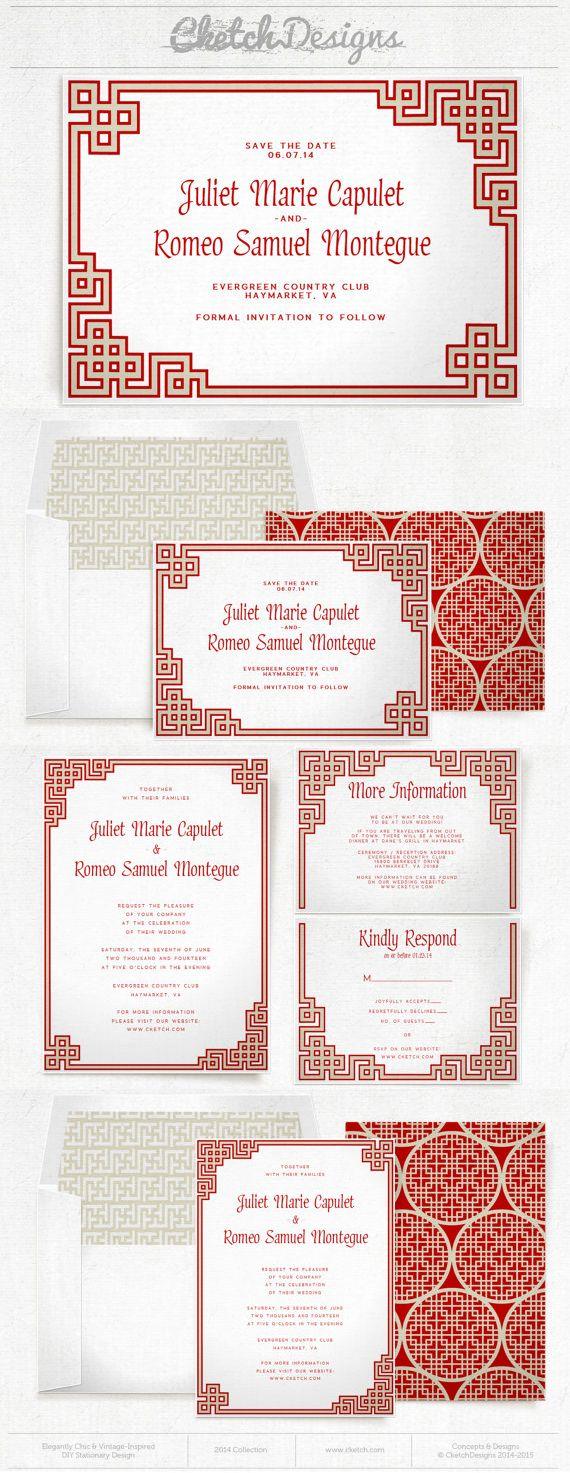 65 best Asian wedding invitations images on Pinterest | Weddings ...