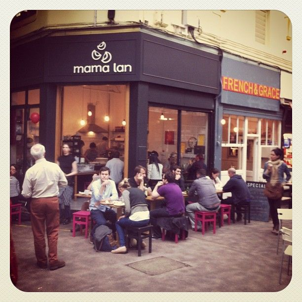 Best Places to eat in London on a budget