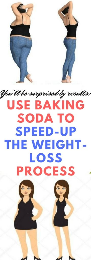 Weight loss is never an easy process – it takes a lot of time and dedication, and it's very hard not to indulge in your favorite foods. However, today we're going to show you a simple remedy based on baking soda which will boost your metabolism and help you lose weight faster than ever!