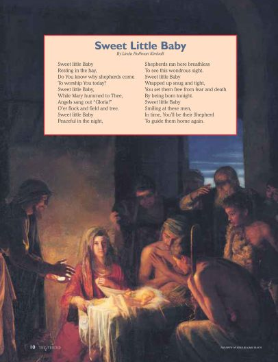 1000 Images About Christmas Poems About The Birth Of