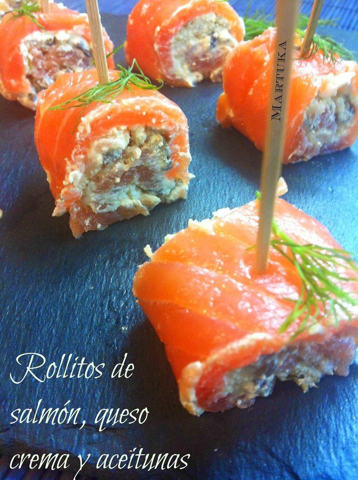 M s de 1000 ideas sobre dip de salm n ahumado en pinterest for Canape de salmon ahumado