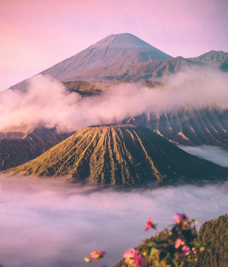 "15.8b Beğenme, 364 Yorum - Instagram'da WAHYU MAHENDRA (@iwwm): ""Crisp pastel sunrise at Mount Bromo"""