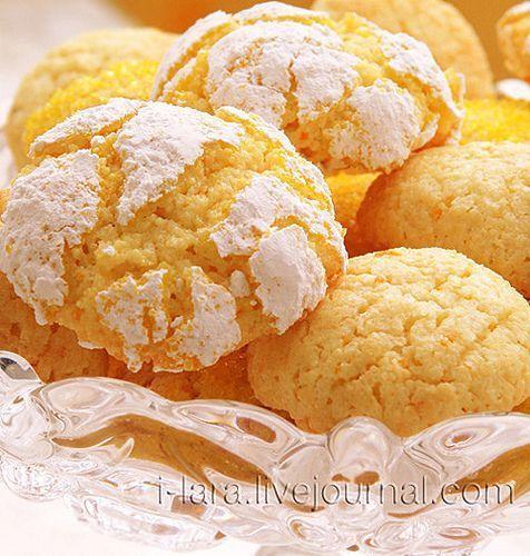 МИНДАЛЬНО-АПЕЛЬСИНОВОЕ ПЕЧЕНЬЕ Честно говоря, и в обычные календарные дни лета ли, зимы ли нехватки традиционного для Песаха печенья - кокосового или…
