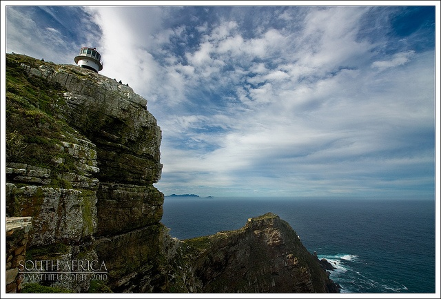 South Africa - Cape Point - Old lighthouse