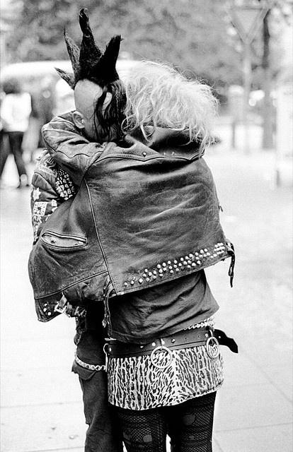 Punks 1.jpg by Heinrich W, via Flickr