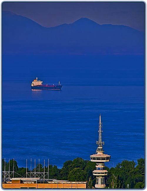 The Thermaic Gulf ~ Thessaloniki