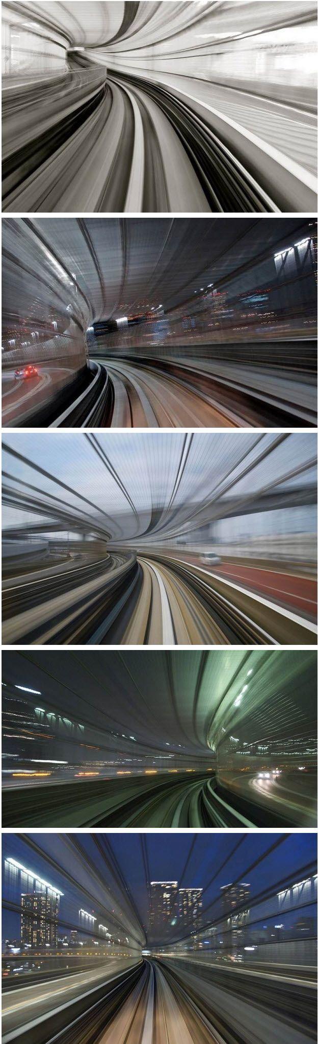 High Speed train photography
