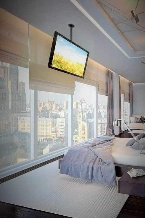 bedroom view (Moscow)