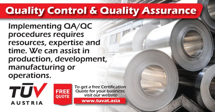 TUV Austria Quality Control and Quality Assurance Services. No compromise of quality and safety. For further queries how we can assist you: tuvat.asia/get-a-quote, or call Pakistan: +92 (42) 111-284-284 | Bangladesh +880 (2) 8836404 to speak with a representative. #ISO #TUV #certification #inspection #pakistan #bangladesh #lahore #karachi #dhaka #quality #assurance #control