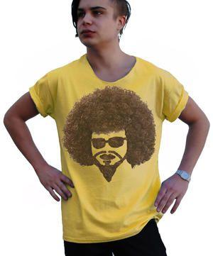T-shirt från theTshit - AFRO