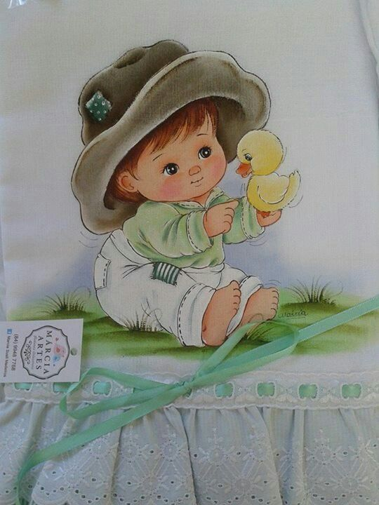 537 mejores im genes de pintura en tela sabanas de bebe - Dibujos para pintar en tela infantiles ...