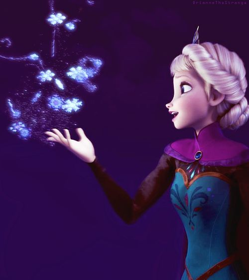 From Disney's upcoming movie, Frozen!  I'm looking forward to this one...I think it has a Tangled feel.  :)