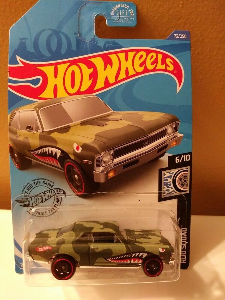 Details about Buy Hot wheels Cars Online 1968 Chevy Nova 6