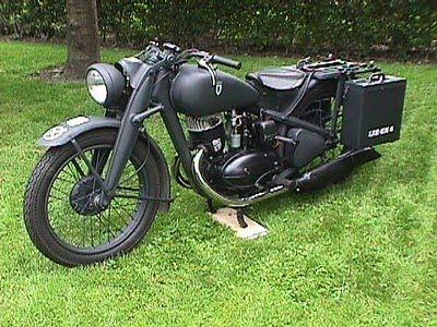 1945 DKW NZ 350-1 - Classic and Vintage Motorcycles