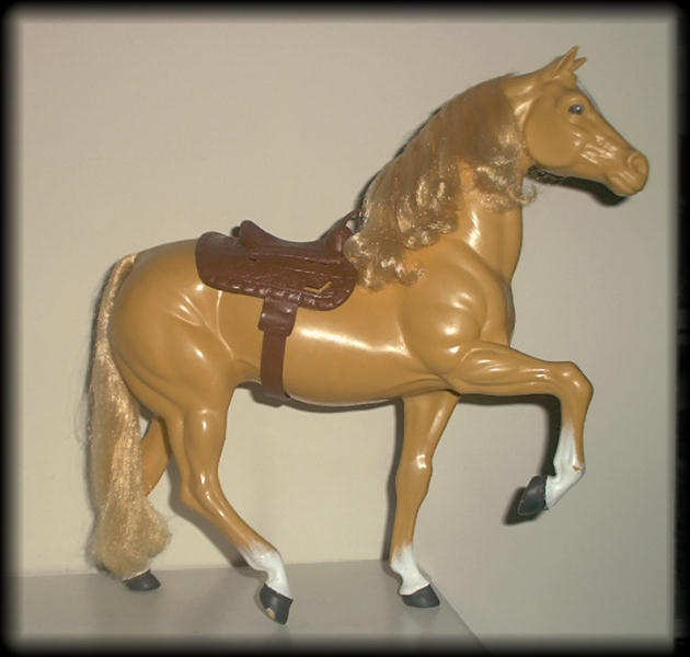 Barbie's horse, Dallas