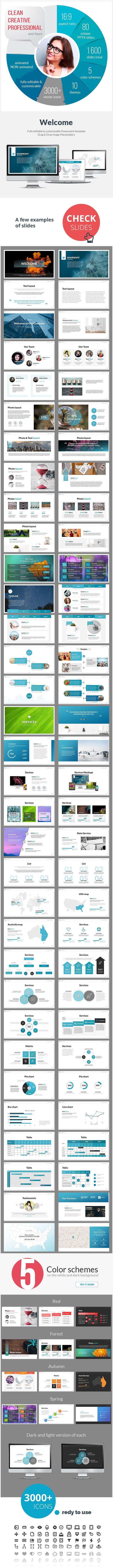 Multipurpose Nonprofit PowerPoint Presentation Template