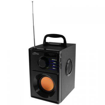 Przenośne głośniki bluetooth stereo z odtwarzaczem MP3 Media-Tech MT3145